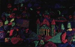 Petersen Rock Gardens - The Fluorescent Room