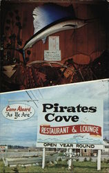 The Pirates Cove Restaurant and Lounge