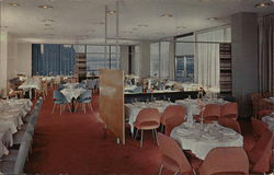 United Nations Headquarters - Delegates Restaurant