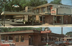 Dorsett Motel, Coffee Pot Restaurant