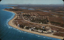Air View Mazatlan Postcard