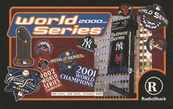 World Series 2000-2002
