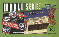 World Series Champions 1990-1999