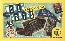 World Series 1950-1959