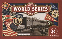 World Series 1910-1919
