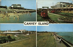 Greetings from Canvey Island Postcard