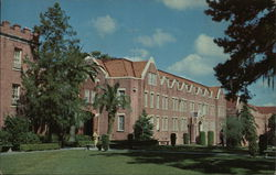 Women's Dormitory, Florida State University Postcard