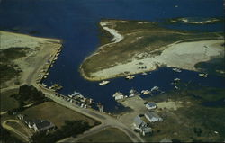 Air View of Rock Harbor