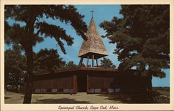Episcopal Chapel of St. James The Fisherman Postcard