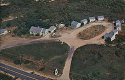 Aerial View of South Wind Court, Cape Cod