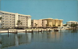 Highrise Apts. on the Gulf of Mexico