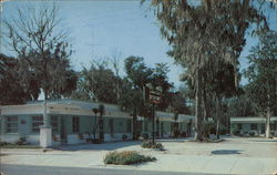 Indian Palms Motor Court Postcard