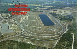 Aerial View of International Speedway