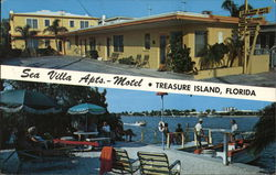 Sea Villa Apartments - Motel