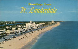 Greetings from Ft. Lauderdale