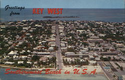 Airview of Key West