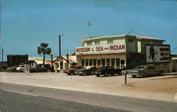 Museum of the Sea & Indian Postcard