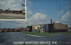Sunset Wrecker Service, Inc.