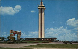 The Citrus Tower Postcard
