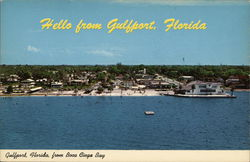 Hello from Gulfport, Florida