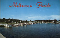 Melbourne Yacht Basin