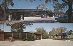 The Oaks Restaurant - Motel - Shopping Center