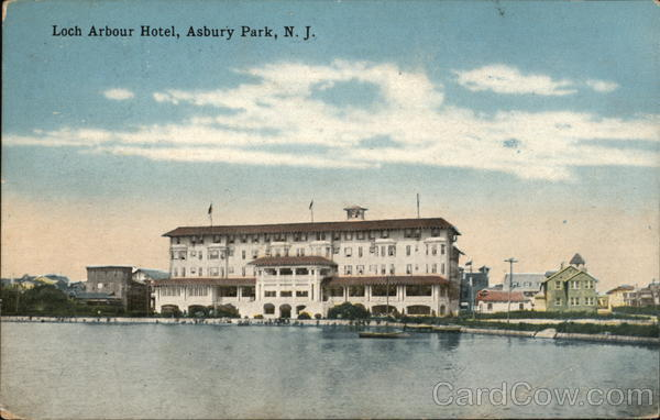 Loch Arbour Hotel Asbury Park New Jersey