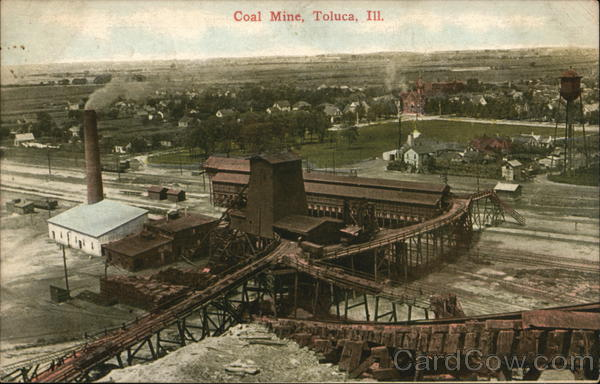 Coal Mine Toluca Illinois