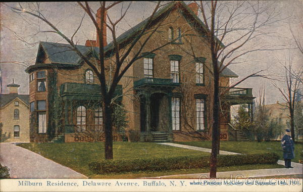 Milburn Residence Buffalo New York