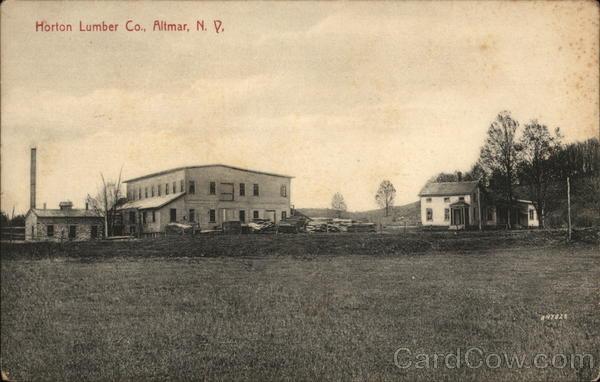 Horton Lumber Co.