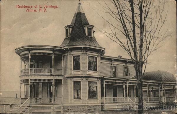 Residence of L. Jennings