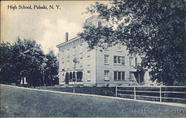 High School Pulaski New York