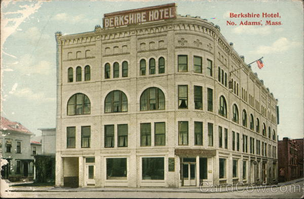 Berkshire Hotel North Adams Massachusetts