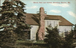Morris Hall Art Colony