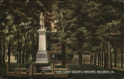 Tioga County Soldier's Monument