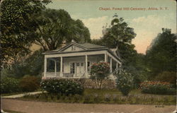 Chapel, Forest Hill Cemetery
