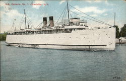 The S.S. Ontario No. 1