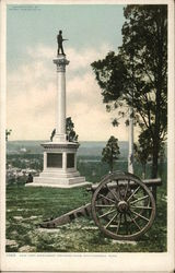 New York Monument at Orchard Knob