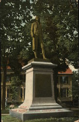 Josiah Bartlett Monument