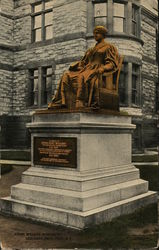 Emma Willard Monument, Seminary Park
