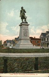 Hugh Mercer Monument