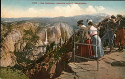 The Fissures, Yosemite Valley