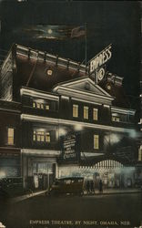 Empress Theater By Night