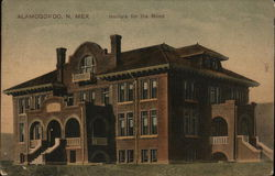 Institute of the Blind Postcard