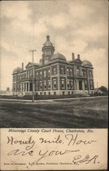 Mississippi County Court House
