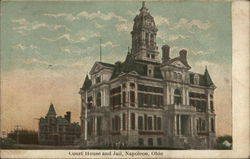 Court House and Jail