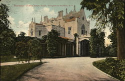 Residence of Miss Helen Gould