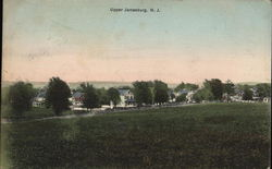 View of Upper Jamesburg Postcard