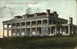 W.P. Brown's Mansion