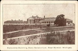 Executive Building, State Sanatorium
